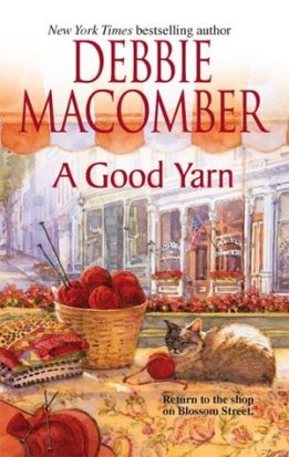 2017 reading challenge a good yarn debbie macomber